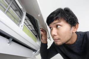 aircon-light-blinking-problems